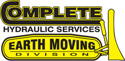 Complete Hydraulics Excavation Services logo